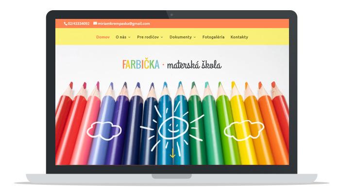 Kidergarten Website